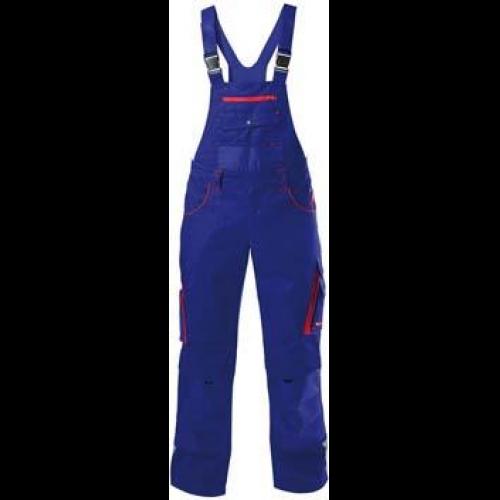 FORTIS Herrenlatzhose 24 blue-red Gr 33 Funsport